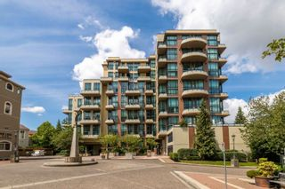 """Main Photo: 211 10 RENAISSANCE Square in New Westminster: Quay Condo for sale in """"MURANO LOFTS"""" : MLS®# R2603663"""