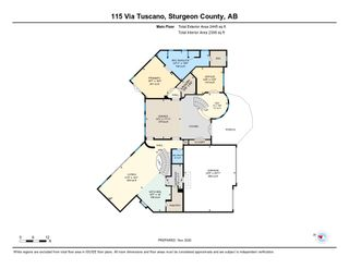 Photo 44: 115 Via Tuscano Tuscany Hills: Rural Sturgeon County House for sale : MLS®# E4220313