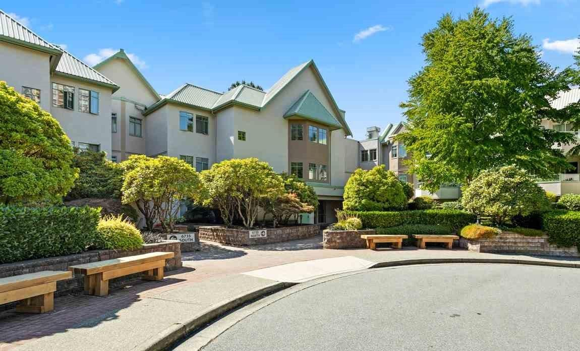 """Main Photo: 406 6735 STATION HILL Court in Burnaby: South Slope Condo for sale in """"THE COURTYARD"""" (Burnaby South)  : MLS®# R2589686"""