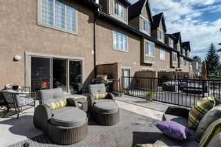 Photo 35: 8 11 Scarpe Drive SW in Calgary: Garrison Woods Row/Townhouse for sale : MLS®# A1138236