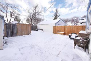 Photo 25: 334 Ottawa Avenue in Winnipeg: East Kildonan Residential for sale (3A)  : MLS®# 202107576