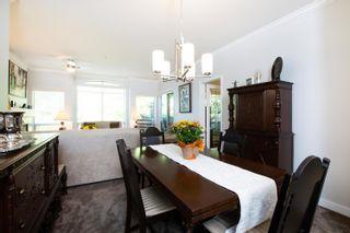 """Photo 6: 301S 1100 56 Street in Delta: Tsawwassen East Condo for sale in """"ROYAL OAKS"""" (Tsawwassen)  : MLS®# R2621715"""