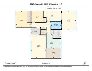 Photo 45: 9248 OTTEWELL Road in Edmonton: Zone 18 House for sale : MLS®# E4254840