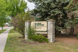 Photo 26: 31 Cedar Springs Gardens SW in Calgary: Cedarbrae Row/Townhouse for sale : MLS®# A1132006