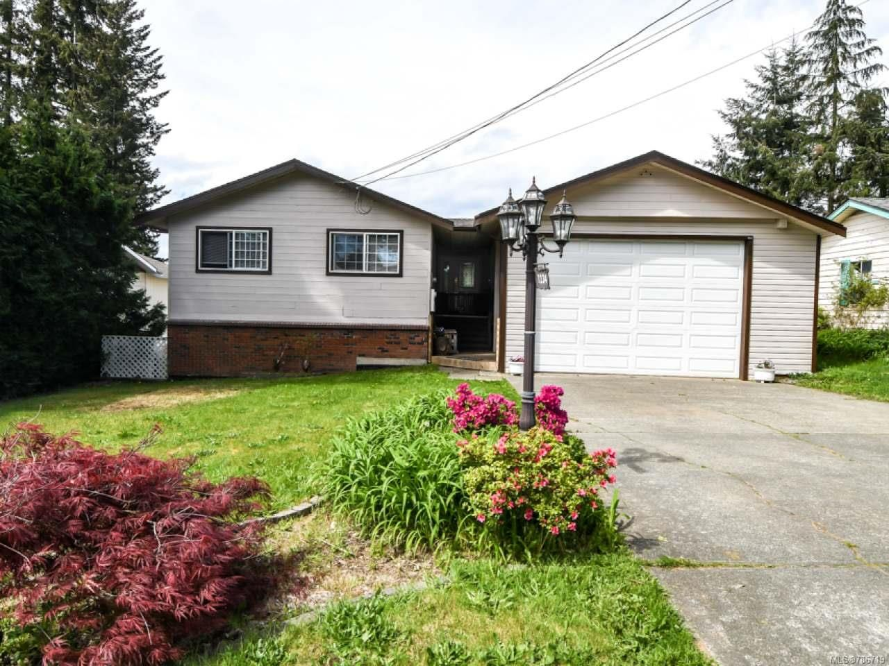 Photo 2: Photos: 1234 Denis Rd in CAMPBELL RIVER: CR Campbell River Central House for sale (Campbell River)  : MLS®# 786719
