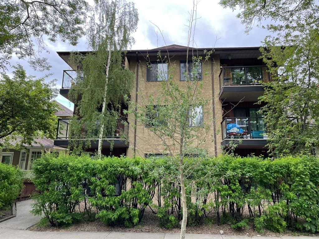 Main Photo: 203 917 18 Avenue SW in Calgary: Lower Mount Royal Apartment for sale : MLS®# A1099255