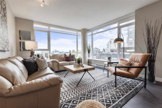 """Photo 1: 906 608 BELMONT Street in New Westminster: Uptown NW Condo for sale in """"VICEROY"""" : MLS®# R2573605"""