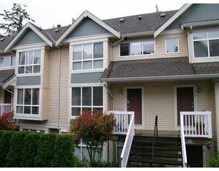 """Photo 1: 37 7128 STRIDE Avenue in Burnaby: Edmonds BE Townhouse for sale in """"RIVERSTONE"""" (Burnaby East)  : MLS®# V677048"""