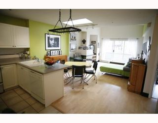 Photo 5: 405 2815 YEW Street in Vancouver: Kitsilano Condo for sale (Vancouver West)  : MLS®# V808543