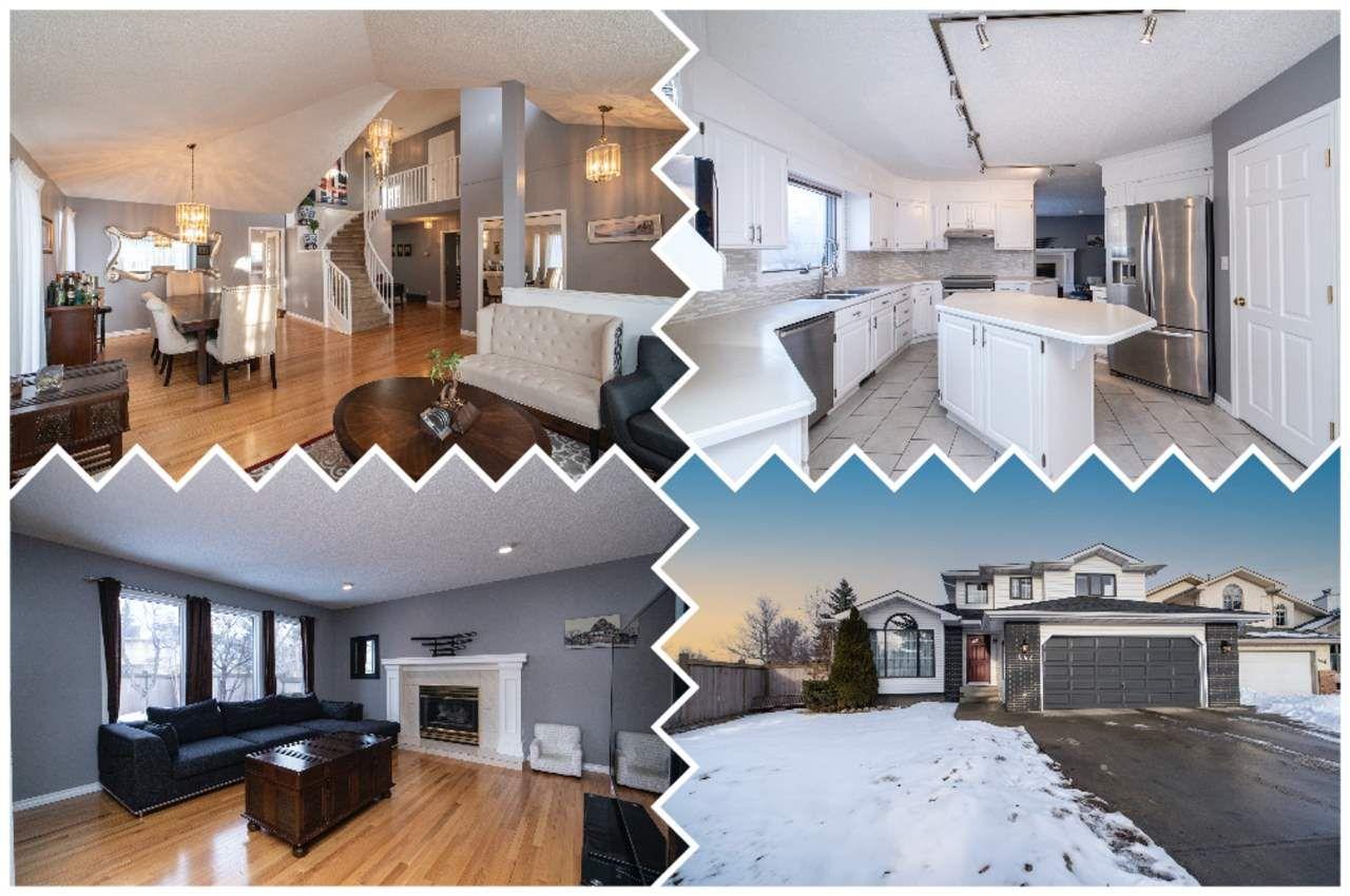 Main Photo: 442 Burton Road in Edmonton: Zone 14 House for sale : MLS®# E4235561