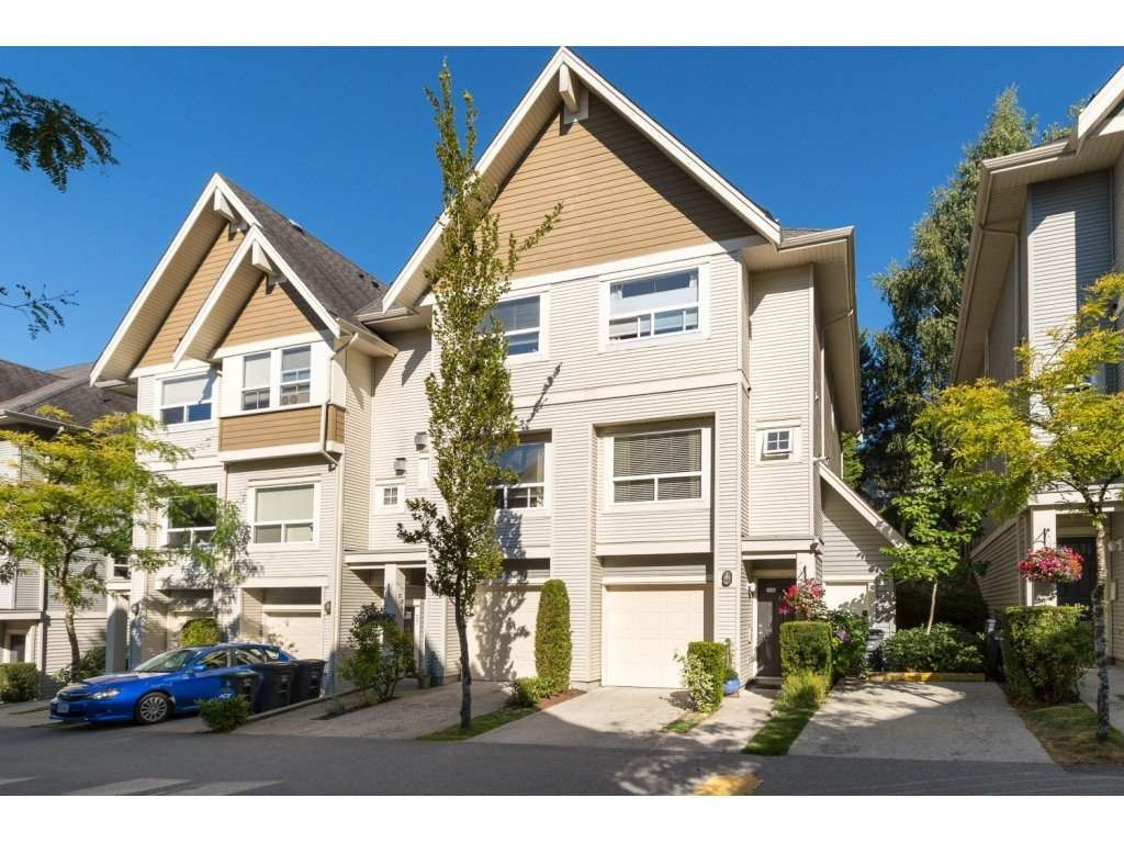 "Main Photo: 35 15065 58 Avenue in Surrey: Sullivan Station Townhouse for sale in ""Springhill"" : MLS®# R2091056"