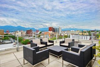 "Photo 16: 502 189 KEEFER Street in Vancouver: Downtown VE Condo for sale in ""KEEFER BLOCK"" (Vancouver East)  : MLS®# R2282146"