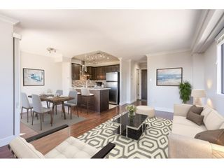 """Photo 2: 901 209 CARNARVON Street in New Westminster: Downtown NW Condo for sale in """"ARGYLE HOUSE"""" : MLS®# R2597283"""