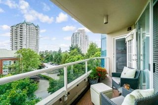 Photo 12: 606 1245 QUAYSIDE DRIVE in New Westminster: Quay Condo for sale : MLS®# R2485930