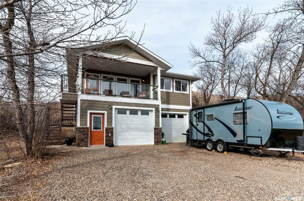 Main Photo: 1 Aaron Drive in Echo Lake: Residential for sale : MLS®# SK848795