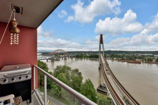 """Photo 7: 1204 125 COLUMBIA Street in New Westminster: Downtown NW Condo for sale in """"NORTHBANK"""" : MLS®# R2584652"""