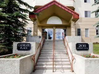 Photo 2: 202 2011 UNIVERSITY Drive NW in CALGARY: C-416 Condo for sale (Calgary)  : MLS®# C3484383