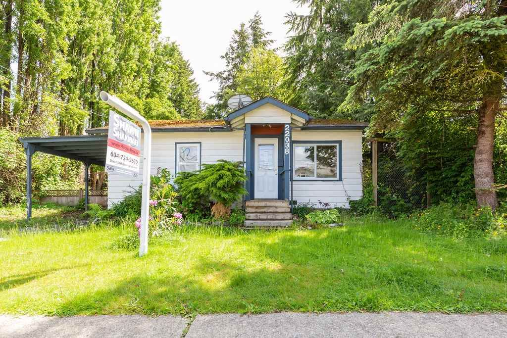 Main Photo: 22038 124 Avenue in Maple Ridge: West Central Land for sale : MLS®# R2490574