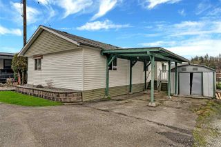 """Photo 20: 48 9960 WILSON Street in Mission: Stave Falls Manufactured Home for sale in """"Ruskin Mobile Home Park"""" : MLS®# R2446184"""