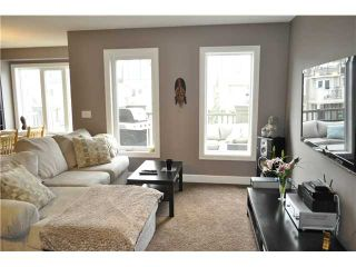 Photo 6: 7 WINDSTONE Green SW: Airdrie Residential Attached for sale : MLS®# C3638273