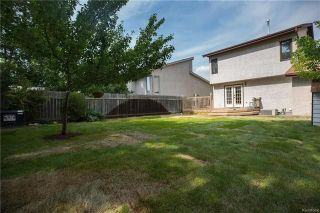 Photo 20: 154 Brixton Bay in Winnipeg: River Park South Residential for sale (2F)  : MLS®# 1814969