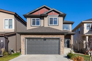 Photo 1: 3916 CLAXTON Loop in Edmonton: Zone 55 House for sale : MLS®# E4265784