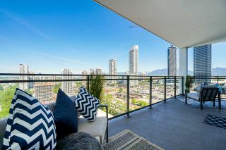 "Photo 4: 2405 2378 ALPHA Avenue in Burnaby: Brentwood Park Condo for sale in ""Milano"" (Burnaby North)  : MLS®# R2488669"
