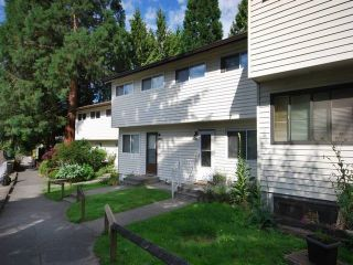 """Photo 1: 3369 GANYMEDE Drive in Burnaby: Simon Fraser Hills Townhouse for sale in """"SIMON FRASER VILLAGE"""" (Burnaby North)  : MLS®# R2393469"""