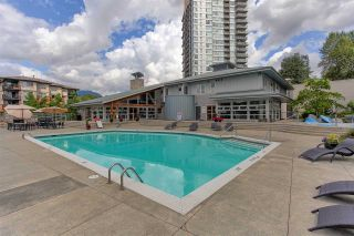 """Photo 19: 209 400 KLAHANIE Drive in Port Moody: Port Moody Centre Condo for sale in """"Tides"""" : MLS®# R2192368"""