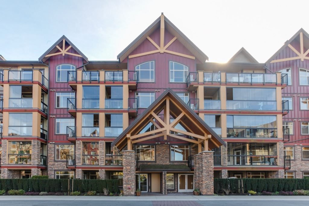 """Main Photo: 533 8288 207A Street in Langley: Willoughby Heights Condo for sale in """"YORKSON CREEK"""" : MLS®# R2248235"""