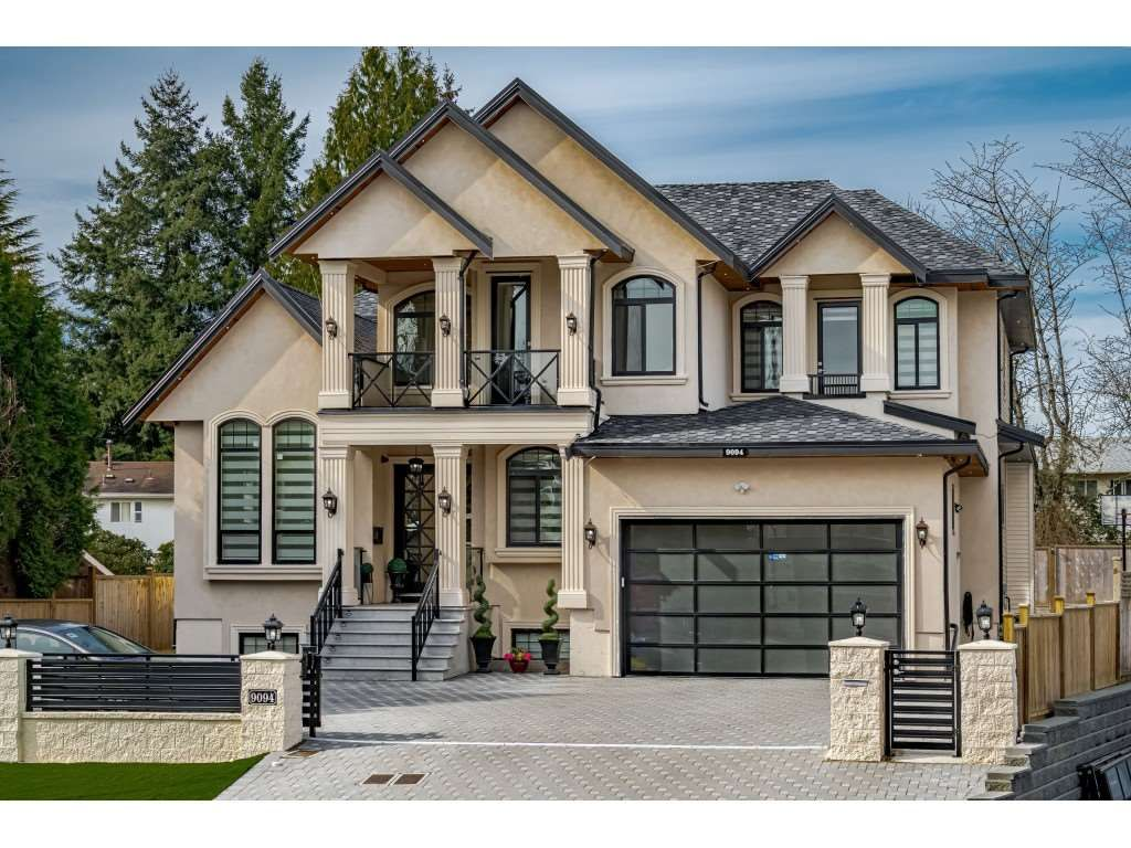 Main Photo: 9094 ALEXANDRIA Crescent in Surrey: Queen Mary Park Surrey House for sale : MLS®# R2551441