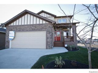 Photo 1: 60 DANA Crescent in WINNIPEG: West Kildonan / Garden City Residential for sale (North West Winnipeg)  : MLS®# 1517878