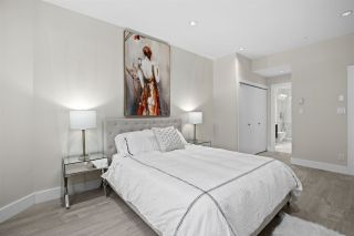 """Photo 11: 102 896 HAMILTON Street in Vancouver: Downtown VW Townhouse for sale in """"Rosedale Gardens"""" (Vancouver West)  : MLS®# R2604168"""