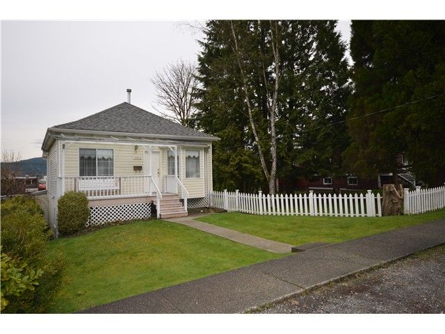 Main Photo: 2514 ST GEORGE Street in Port Moody: Port Moody Centre House for sale : MLS®# V994700