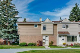 Photo 1: 14 3620 51 Street SW in Calgary: Glenbrook Row/Townhouse for sale : MLS®# C4265108