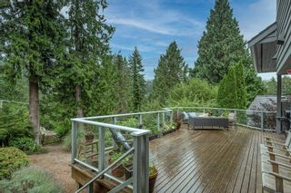 """Photo 37: 4941 WATER Lane in West Vancouver: Olde Caulfeild House for sale in """"Olde Caulfield"""" : MLS®# R2615012"""