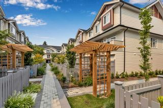 Photo 3: 118 13898 64 Avenue in Surrey: Sullivan Station Townhouse for sale : MLS®# R2607546