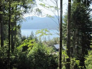 Main Photo: # LT 1 NAYLOR RD in Sechelt: Sechelt District Land for sale (Sunshine Coast)  : MLS®# V846640