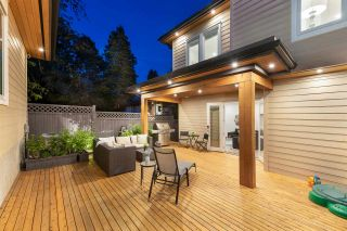 Photo 35: 218 W 24TH Street in North Vancouver: Central Lonsdale House for sale : MLS®# R2509349