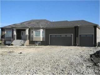 Photo 1: 96 Veert Road in WINNIPEG: South St Vital Residential for sale (South East Winnipeg)  : MLS®# 1325224