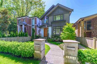Main Photo: 3908 W 31ST Avenue in Vancouver: Dunbar House for sale (Vancouver West)  : MLS®# R2535635