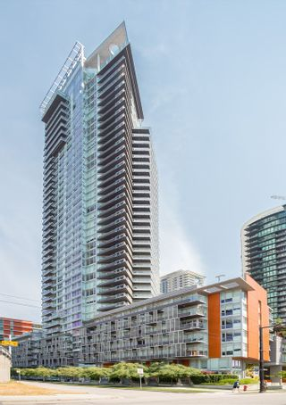 Photo 1: 3708 1372 SEYMOUR STREET in Vancouver: Downtown VW Condo for sale (Vancouver West)  : MLS®# R2189499