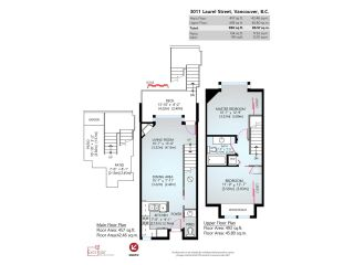 """Photo 20: 3011 LAUREL Street in Vancouver: Fairview VW Townhouse for sale in """"FAIRVIEW COURT"""" (Vancouver West)  : MLS®# R2058843"""