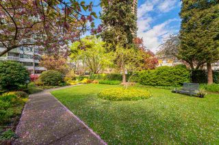"""Photo 21: 605 1740 COMOX Street in Vancouver: West End VW Condo for sale in """"THE SANDPIPER"""" (Vancouver West)  : MLS®# R2574694"""