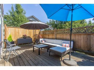 "Photo 19: 67 22865 TELOSKY Avenue in Maple Ridge: East Central Townhouse for sale in ""WINDSONG"" : MLS®# R2199661"