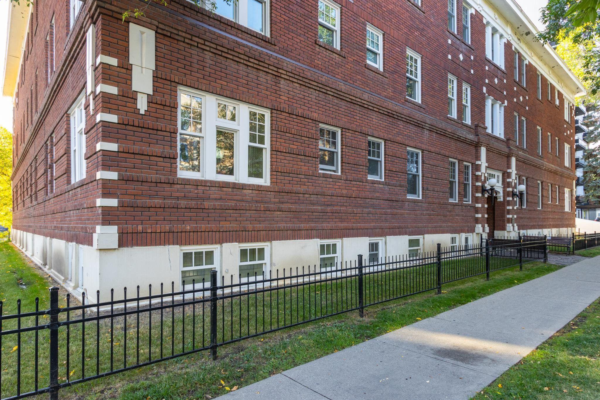 Main Photo: 102 9955 114 Street in Edmonton: Zone 12 Condo for sale : MLS®# E4262618