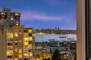 """Photo 2: 1601 121 W 16TH Street in North Vancouver: Central Lonsdale Condo for sale in """"The Silva"""" : MLS®# R2617103"""