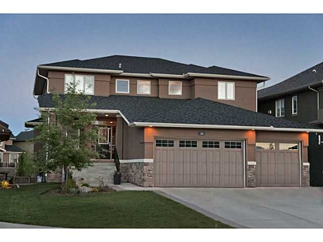 Main Photo: 206 CHAPALA Point SE in CALGARY: Chaparral Residential Detached Single Family for sale (Calgary)  : MLS®# C3573278