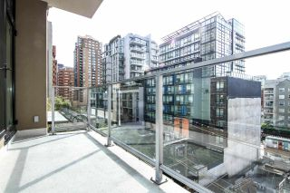 """Photo 14: 502 1252 HORNBY Street in Vancouver: Downtown VW Condo for sale in """"Pure"""" (Vancouver West)  : MLS®# R2093567"""