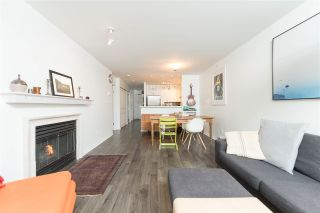 """Photo 6: 409 2181 W 12TH Avenue in Vancouver: Kitsilano Condo for sale in """"THE CARLINGS"""" (Vancouver West)  : MLS®# R2109924"""